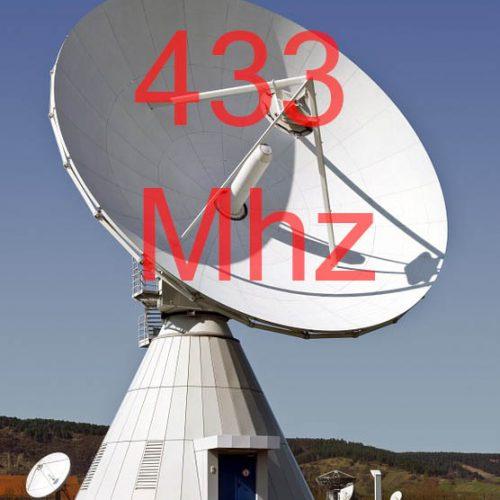 433 MHz Funk mit dem Arduino