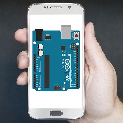 Arduino mit dem Smartphone steuern
