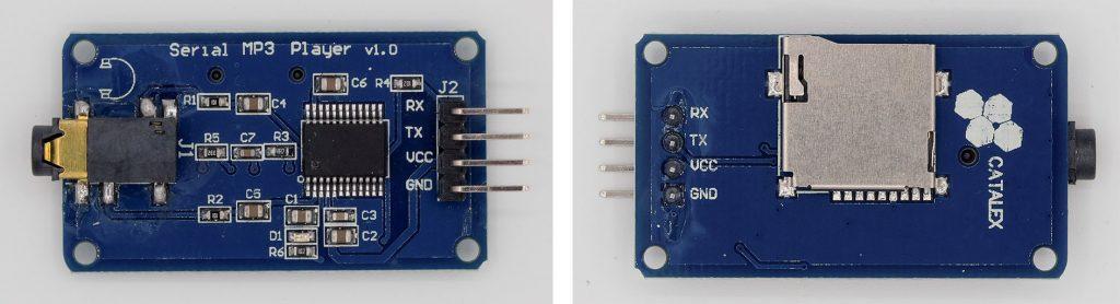 Der MP3-Player YX5300
