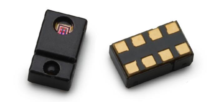Der eigentliche APDS-9960 Sensor