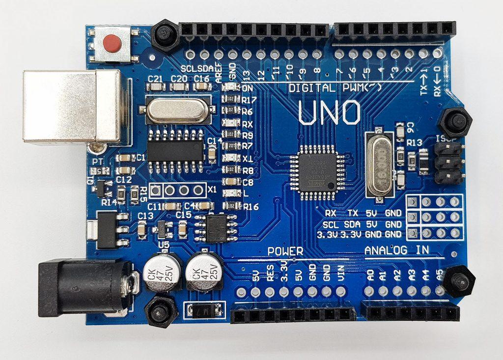 Debugging für den Arduino geht nur an den Modellen mit DIP28 Versionen des ATmega328P.