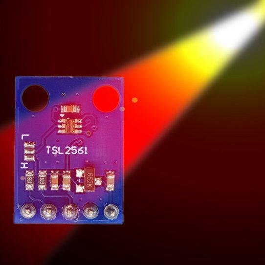 TSL2561 - Lichtsensormodul