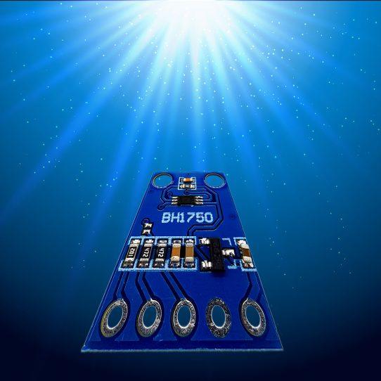 BH1750FVI (GY-30, 302) Lichtsensormodul