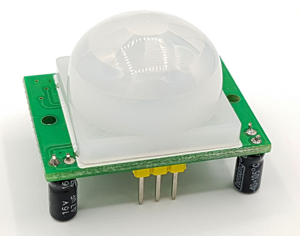 Der HC-SR501 PIR Bewegungssensor