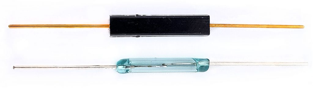 Examples of reed Switches