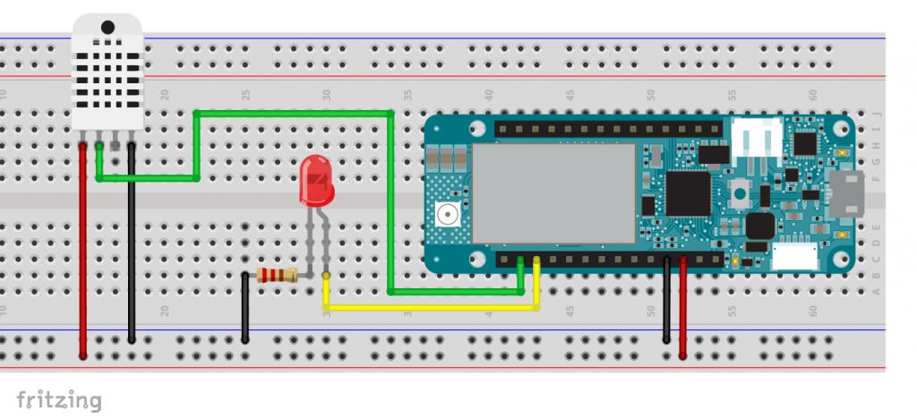 Arduino SIM - Schaltung für den MKR GSM 1400