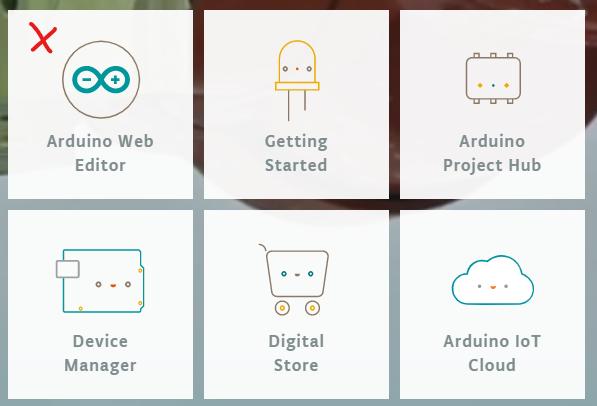 Arduino Create Auswahl - Schaltzentrale der Arduino  IoT Cloud