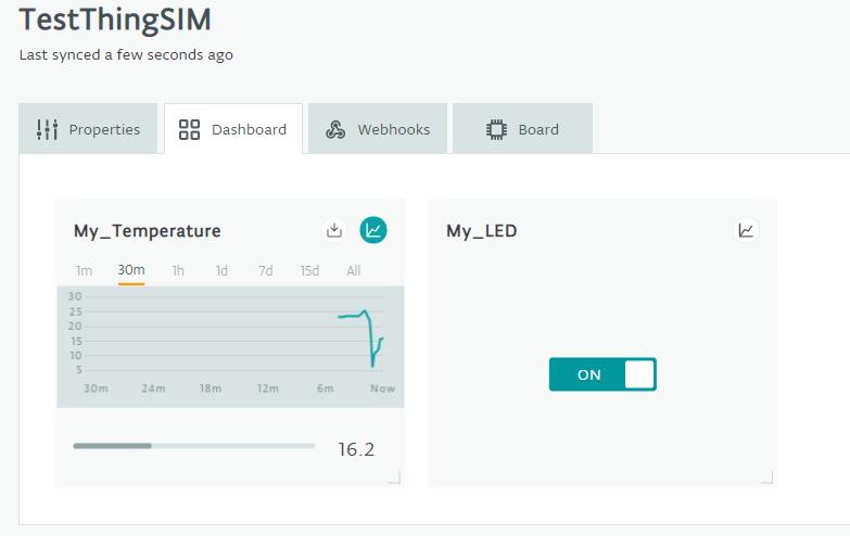 Arduino SIM in Action