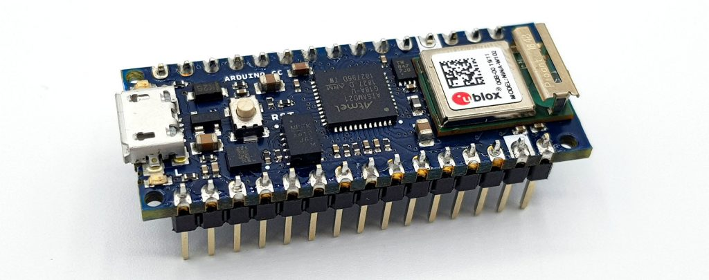 Das Arduino Nano 33 IoT Board für die Arduino IoT Cloud