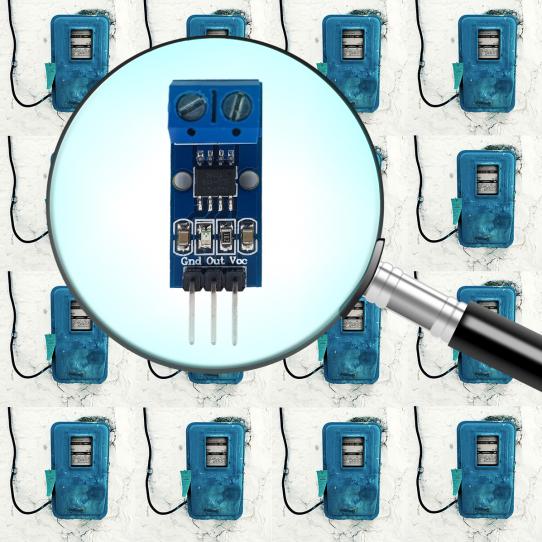 ACS712 Stromsensor