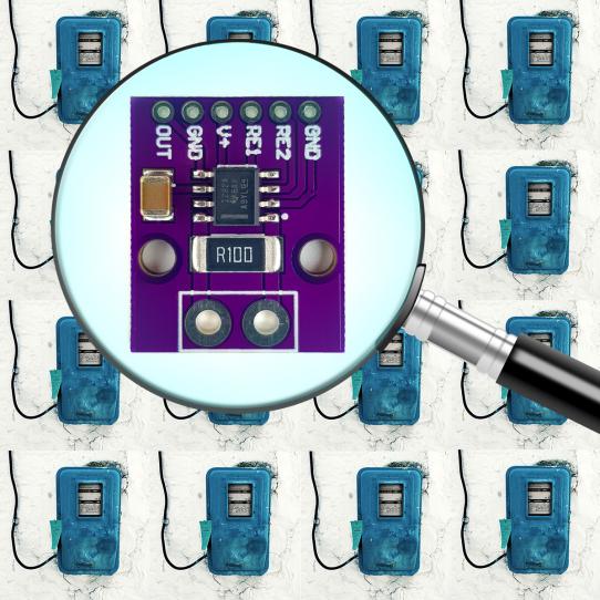 INA282 Stromsensor