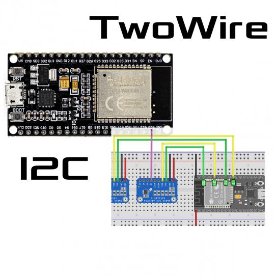 I2C-Schnittstellen des ESP32 nutzen