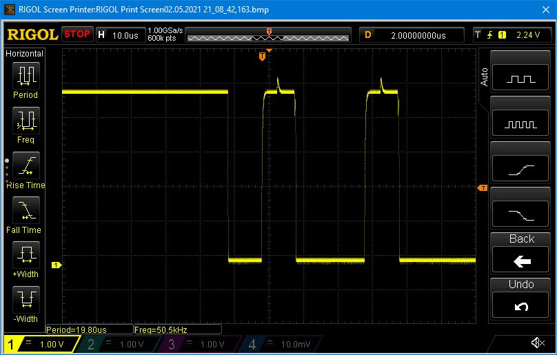 I2C-Signale ohne MOSFET